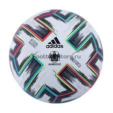 Купить Официальный футбольный <b>мяч</b> Евро-2020 <b>Adidas Uniforia</b>