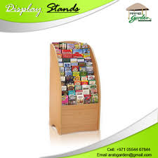 Wooden Book Display Stand Manufacturers Wooden Stands Disply Stands Side Wall Stands 97