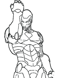 Superheros Coloring Pages Marvel Superhero Coloring Pages Printable