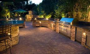 outdoor kitchen lighting. The Miracle Of Lighting For Outdoor Kitchen | - Ideas