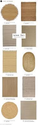 DECOR TREND: Sisal and jute rugs