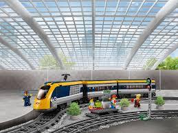 <b>Конструктор</b> City (Сити) 60197 Пассажирский <b>поезд</b> LEGO ...