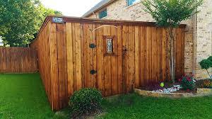 wood fence backyard. Cedar Privacy Fence Board Wood Backyard