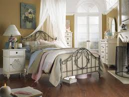 vintage chic bedroom furniture. Lovely Image Gallery From Shabby Chic Girls Bedroom Ideas : Iron Victorian Bed Style And Vintage Furniture A