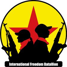 Risultati immagini per sostenere battaglione internazionale