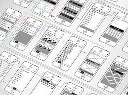 19abbc29beecdea4917bd1edc3409e74 wireframing mobile app deliverable zoning wireframe on whatsapp chat template psd