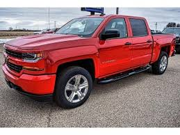 New Chevrolet Vehicles for Sale Slaton TX | All American Chevrolet ...