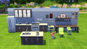 image cool kitchen. Beautiful Image New Objects For The Kitchen In The Sims 4 Inside Image Cool
