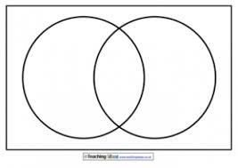 Venn Diagram Blank Template Two Circle Venn Diagram Template Circle Wiring Diagram