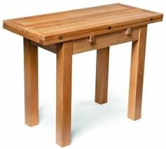 Oak Folding Tables  FoterFold Away Outdoor Furniture