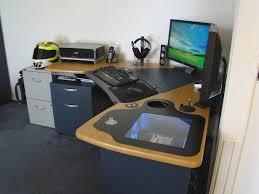 diy gaming computer desk mod 2