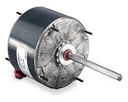 fan motor. condenser fan motor, 1/3 hp, 1075 rpm, 60hz motor amazon.com