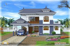 2235 square feet 4 bedroom kerala style home design facilities in this house