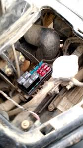 arctic cat fuse box location wiring issue arctic cat 425 fuse box location wiring issue