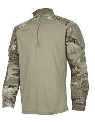 Tru Spec Jacket Sizing Chart Scorpion Ocp 1 4 Zip Combat Shirt