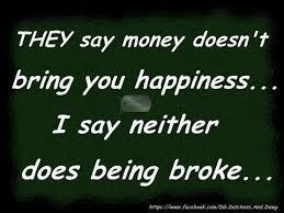 Hand picked ten influential quotes about being broke pic Hindi ... via Relatably.com