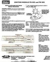mallory unilite distributor wiring diagram wiring diagram mallory unilite module wiring diagram