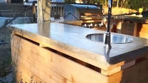 concrete countertops concrete countertops cost houston tx