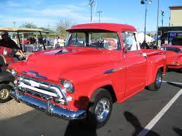 1957 Chevrolet Series 3100 1 2 Ton Values Hagerty