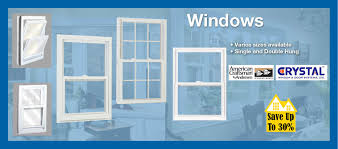 Vinyl Windows Save Money - Exterior windows