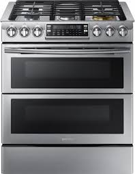 gas kitchen stove. ft. gas flex duo self-cleaning slide-in kitchen stove