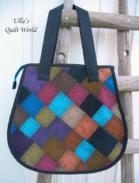 Ulla's Quilt World: Quilt bag by Ulla's Quilt World & Quilt bag by Ulla's Quilt World Adamdwight.com