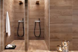 Etic Collection - Wood Inspired Porcelain Tiles contemporary-bathroom
