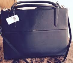 NWT COACH LARGE BOROUGH BAG IN PEBBLED LEATHER SATCHEL PURSE BLACK 28129   798    1691934400