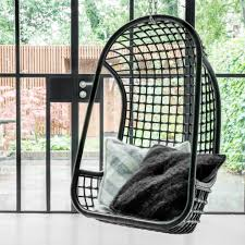 outdoor hanging furniture. HK Living Rattan Hanging Chair Outdoor Furniture H