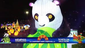 Festival Of Lights Canterbury Lantern Light Festival Memphis