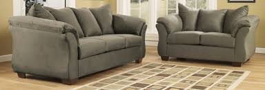 Sage Living Room Buy Ashley Furniture 7500338 7500335 Set Darcy Sage Living Room