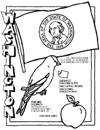 Small Picture Washington coloring page Crayola has online coloring pages of all
