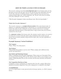 executive summary template example xianning executive summary template example executive summary writing how to write an summaryworld of writings world
