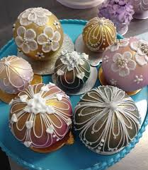 Decorating Cake Balls Temari Cake Balls by Maki sphere cakes Pinterest Cake ball 20