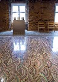 Awesome Picture Of Unique Wood Flooring Ideas Fabulous Homes