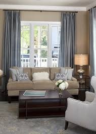 Beautiful Incredible What Color Curtain Go With Tan Wall About Remodel Rustic Great  In Wow Furniture Home Design Idea Gray Yellow Green Blue Taupe For Peach