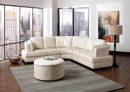 Leather Sectional Living Room Furniture 13 Leather Sectional Sleeper Sofa Recliner That Suitable To Home