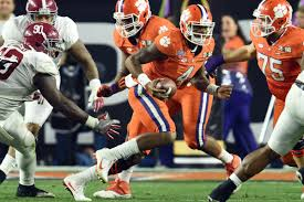 Chasing History How Great Can The 2016 Clemson Offense Be