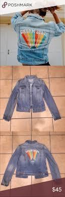New Revice Denim Jacket Sz L Brand New Never Worn Revice