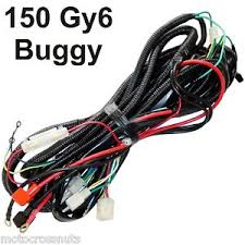 buggy wiring harness gy6 150cc chinese electric start kandi go kart gy6 150cc go kart wiring harness at 150cc Go Kart Wiring Harness