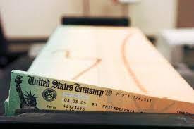 Social Security checks to end. When ...
