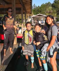 Aaliyah & siblings to compete in Junior Waterski World Championship -  Sports247