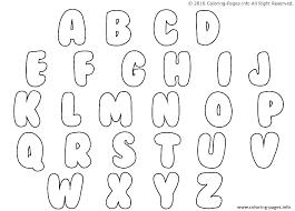 alphabet coloring pages preschool alphabets 1 colouring book free bubble letter p sheet x letters pa for kindergarten color