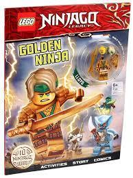 Lego Ninjago Activity Book Activity Book With Minifigure: Amazon.de: Ameet  Publishing: Fremdsprachige Bücher