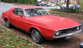 File:Ford Mustang coupe -- 11-13-2011 2.jpg - Wikimedia Commons