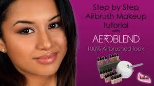trucco aerografo con airglam guru il primo sito italiano di airbrush makeup
