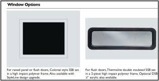 garage door window kitsOverhead Garage Door Window Inserts  Home Interior Design