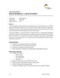 Draftsman Job Description Resume Draftsman Job Description Resume Simple Architect Sample Business 3