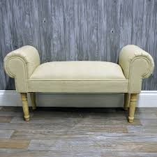 Small Bedroom Bench French Shabby Chic Style Small Bed End Bench Full Range Of