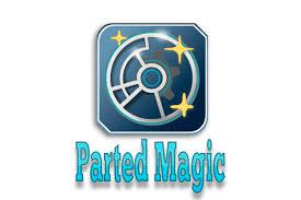 Hasil gambar untuk logo iso parted magic